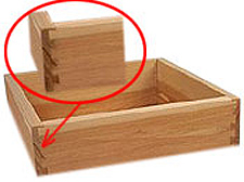 <b>DOVETAIL</b> Drawer Box